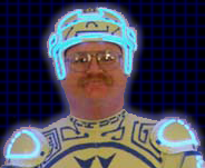 The Tron Guy
